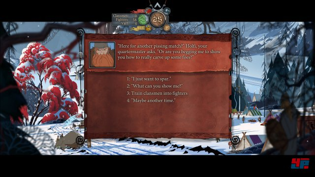 Screenshot - The Banner Saga 2 (PC) 92525023