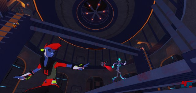 Screenshot - Hover: Revolt of Gamers (Mac)