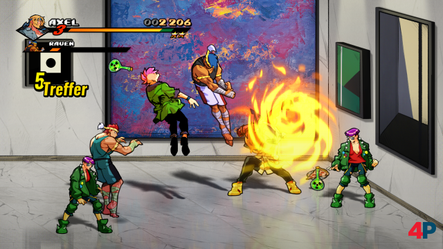 Screenshot - Streets of Rage 4 (PS4) 92612046