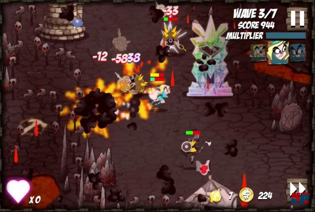 Screenshot - Onion Force (PC) 92518066