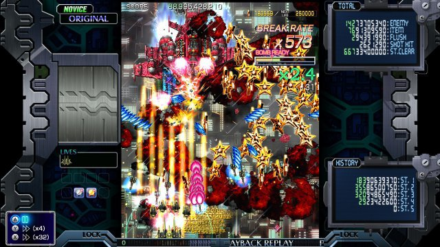 Screenshot - Crimzon Clover - World EXplosion (Switch) 92628130
