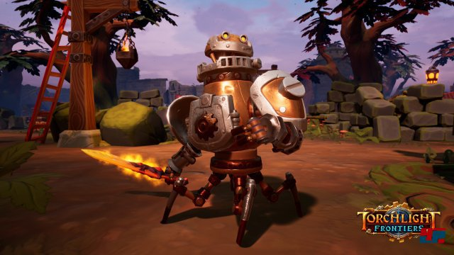Screenshot - Torchlight Frontiers (PC)
