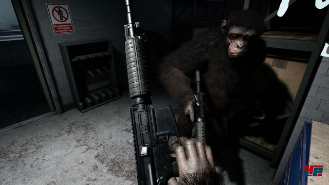 Screenshot - Crisis on the Planet of the Apes VR (HTCVive) 92560410