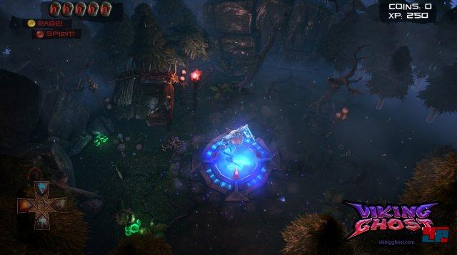 Screenshot - Viking Ghost (PC)