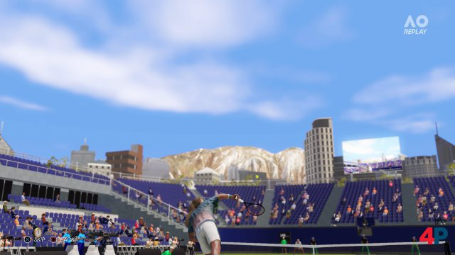 Screenshot - AO Tennis 2 (PS4) 92603856