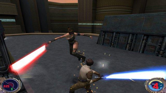 Screenshot - Star Wars: Jedi Knight II - Jedi Outcast (Switch) 92595653