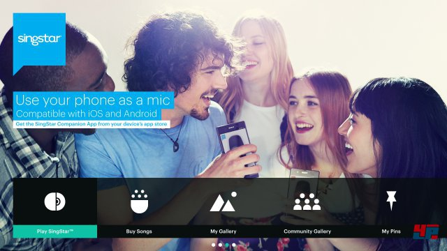 Screenshot - SingStar: Ultimate Party (PlayStation3)