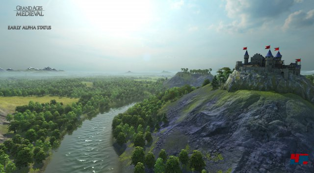 Screenshot - Grand Ages: Medieval (PC)