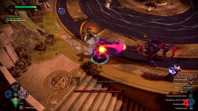 Screenshot - Darksiders Genesis (PC) 92601869