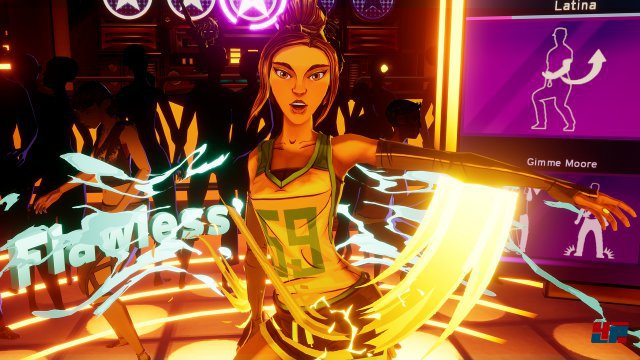 Screenshot - Dance Central (VR) (OculusQuest)