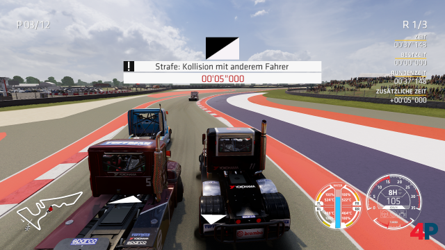 Screenshot - FIA European Truck Racing Championship (PC) 92592946