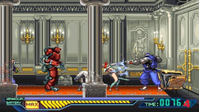 Screenshot - The Ninja Saviors: Return of the Warriors (Switch) 92603129