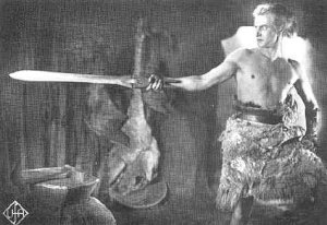 …Nibelungen-Held Siegfried. Er hat gerne mal in…
