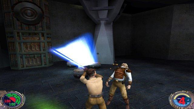 Screenshot - Star Wars: Jedi Knight II - Jedi Outcast (Switch) 92595654