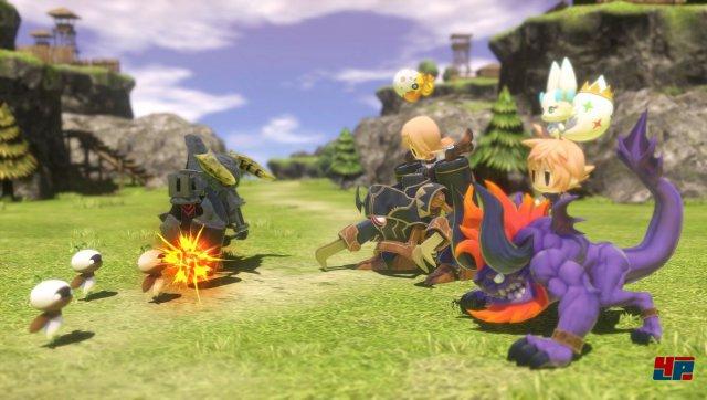 Screenshot - World of Final Fantasy (PlayStation4) 92507740