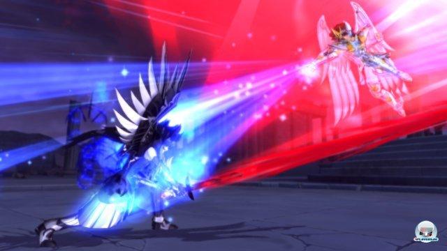 Screenshot - Saint Seiya: Brave Soldiers (PlayStation3) 92470560