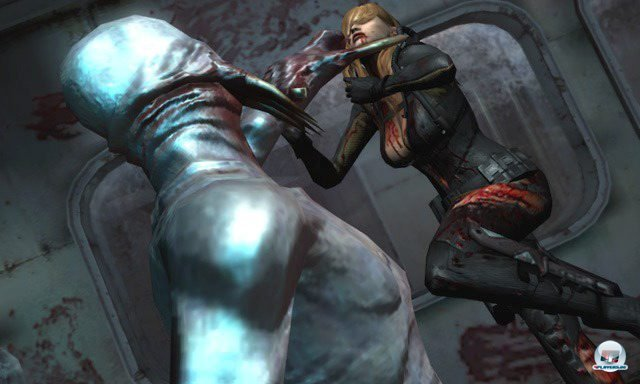 Screenshot - Resident Evil: Revelations (3DS) 2262512