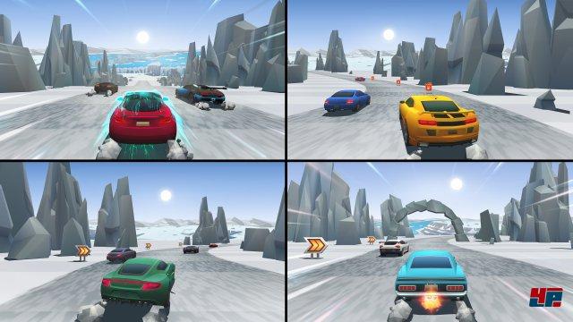 Screenshot - Horizon Chase Turbo (PC) 92568838