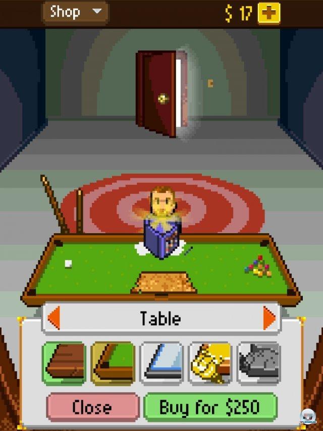 Screenshot - Knights of Pen & Paper (iPad) 92458316
