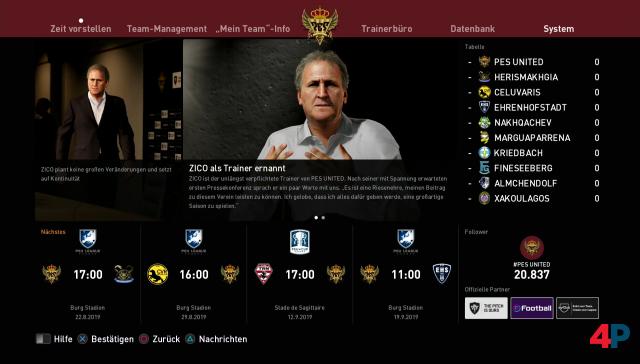 Screenshot - eFootball PES 2020 (PS4) 92596419