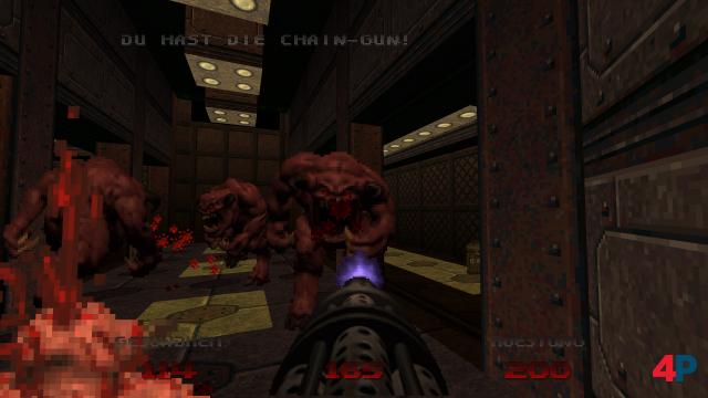 Screenshot - Doom 64 (PS4)