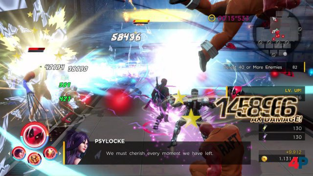 Screenshot - Marvel Ultimate Alliance 3: The Black Order (Switch) 92592637