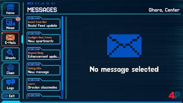 Screenshot - Lacuna (PC)