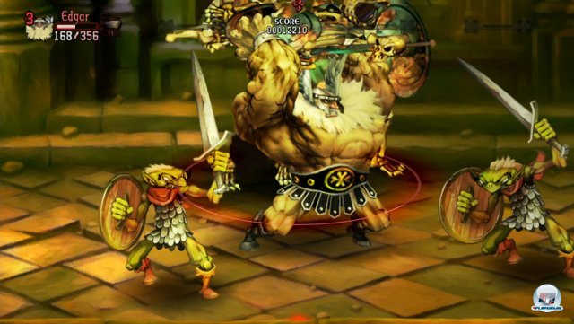Screenshot - Dragon's Crown (PlayStation3) 92461240