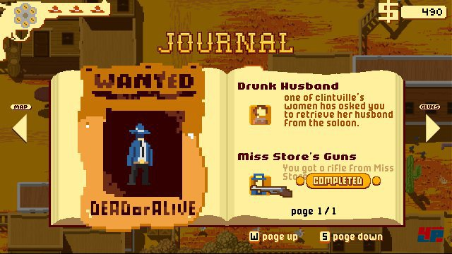 Screenshot - Westerado: Double Barreled (PC) 92503923