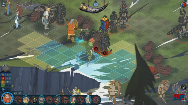 Screenshot - The Banner Saga 2 (PC) 92524998