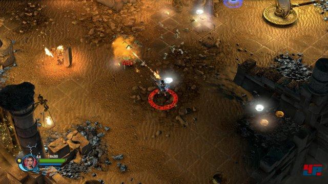 Screenshot - Lara Croft und der Tempel des Osiris (PC) 92496317