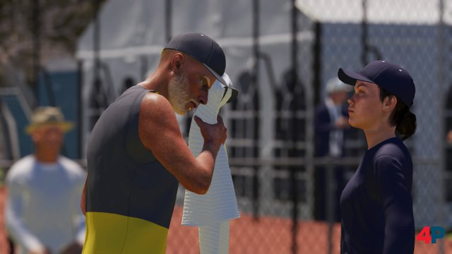 Screenshot - AO Tennis 2 (PS4) 92603853