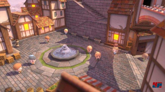 Screenshot - World of Final Fantasy (PlayStation4) 92514118