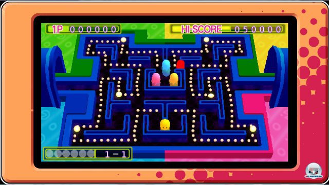 Screenshot - Pac-Man Museum (360)
