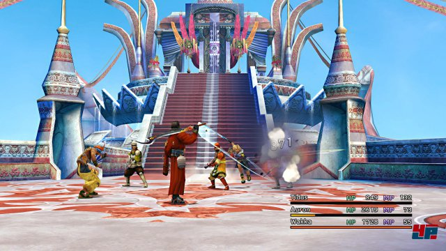 Erzählerisch und mechanisch hat vor allem Final Fantasy 10 dem Zahn der Zeit widerstanden.