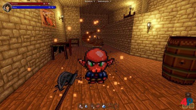 Screenshot - Pangeon (PC)