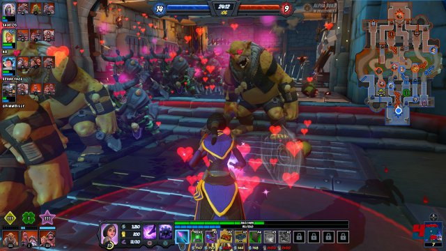 Screenshot - Orcs Must Die! Unchained (PlayStation4) 92496177