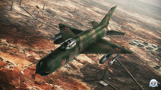 Screenshot - Ace Combat: Assault Horizon (360) 2269242