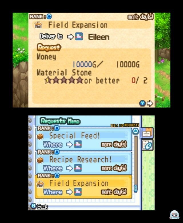Screenshot - Harvest Moon: The Tale of Two Towns (3DS) 2232309