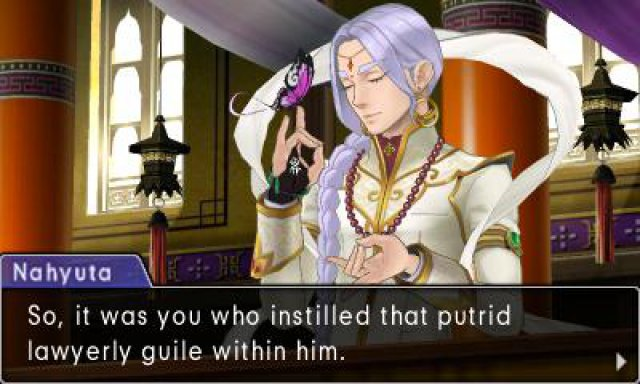 Screenshot - Phoenix Wright: Ace Attorney - Spirit of Justice (3DS) 92533097