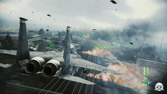 Screenshot - Ace Combat: Assault Horizon (360) 2249042