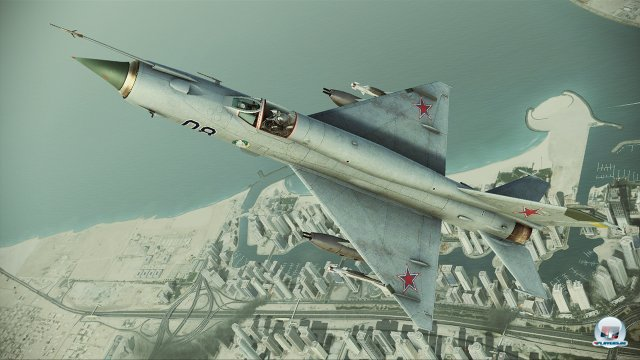 Screenshot - Ace Combat: Assault Horizon (360) 2260102