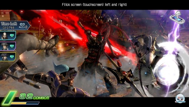 Screenshot - Dynasty Warriors: Next (PS_Vita) 2323767