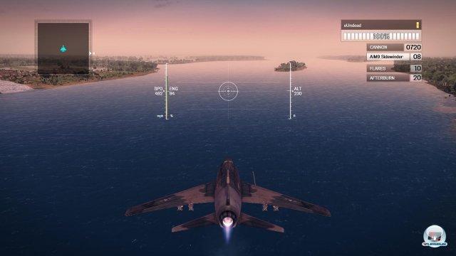 Screenshot - Air Conflicts: Vietnam (PC) 92466196