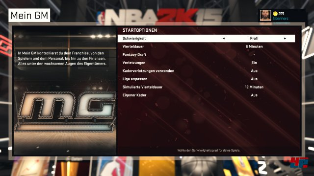 Screenshot - NBA 2K15 (PlayStation4) 92492109