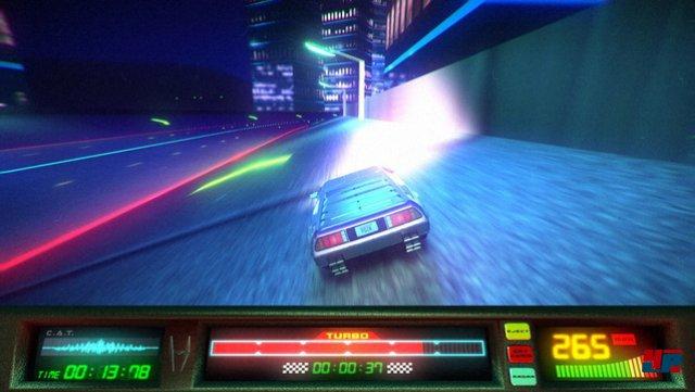 Screenshot - Power Drive 2000 (Mac)