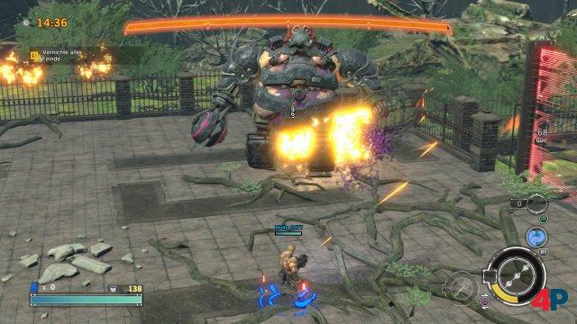 Screenshot - Contra: Rogue Corps (PlayStation4Pro) 92597069