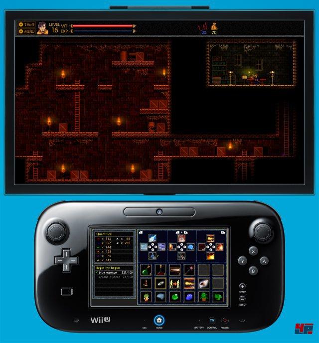 Screenshot - Unepic (Wii_U) 92476770