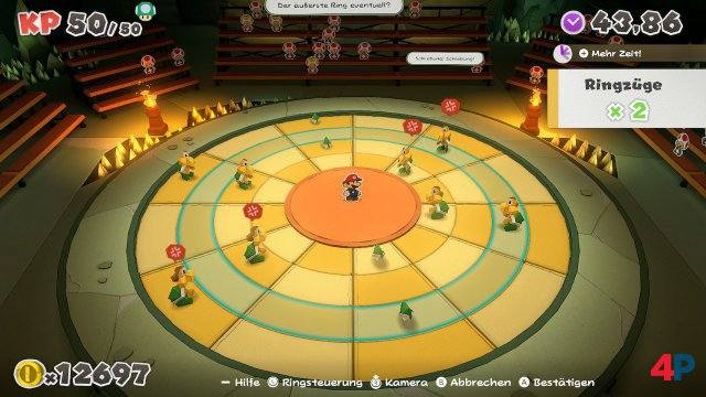 Screenshot - Paper Mario: The Origami King (Switch) 92619572