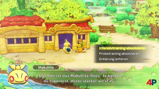 Screenshot - Pokémon Mystery Dungeon: Retterteam DX (Switch)